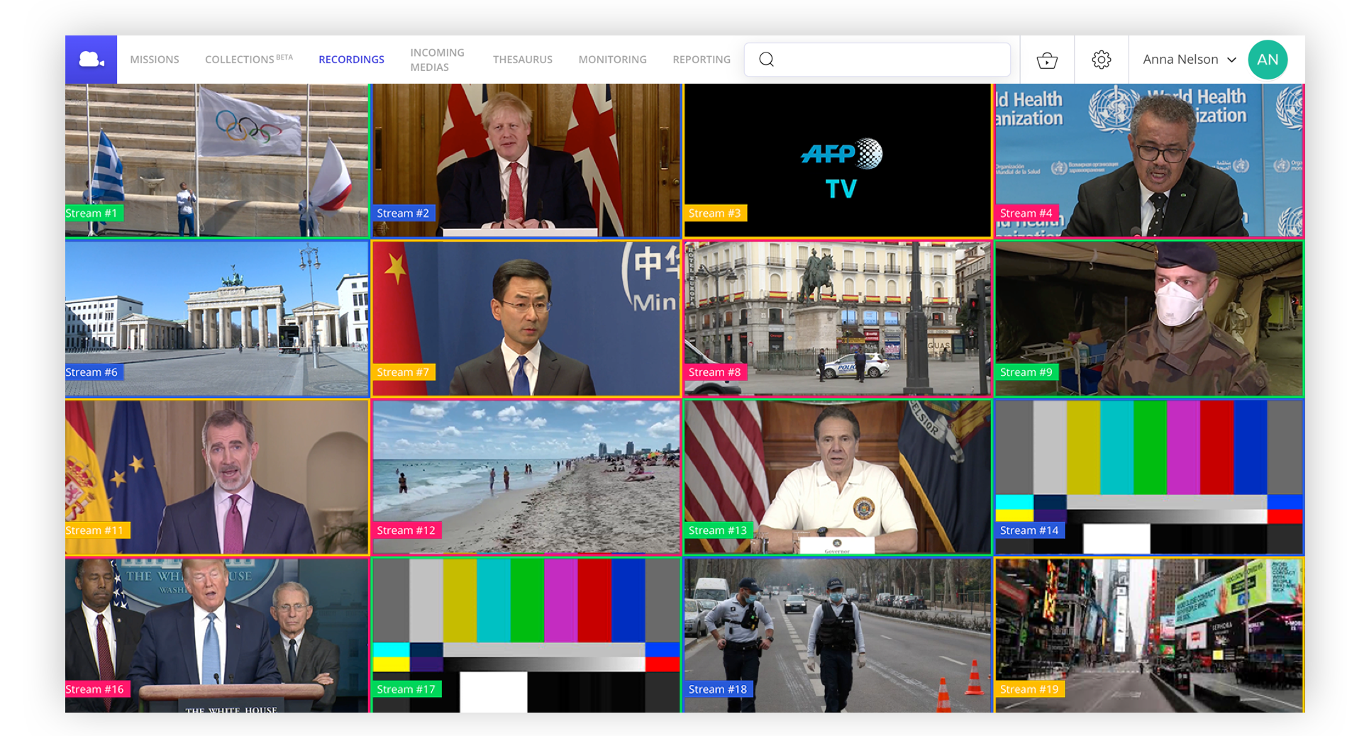 Multiviewer Newsbridge