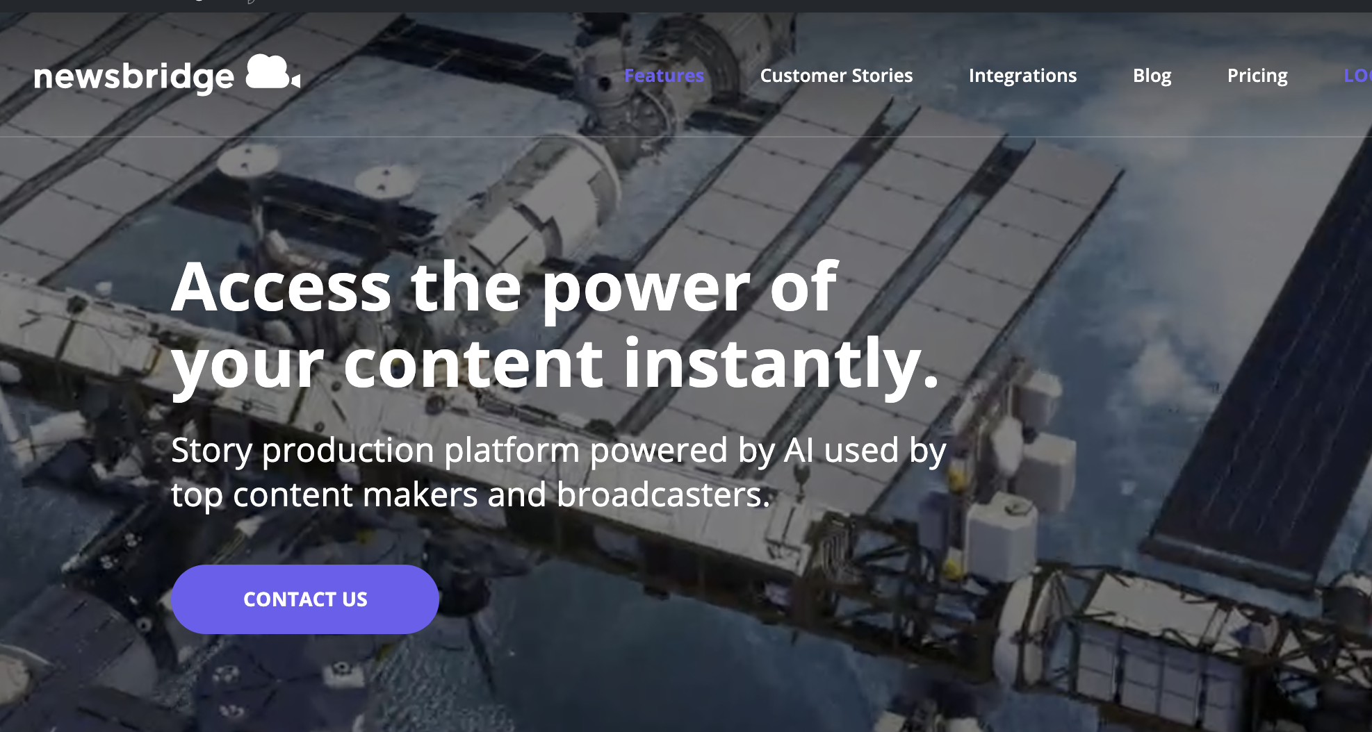 Newsbridge's New Website Launch: Showcasing Multimodal AI
