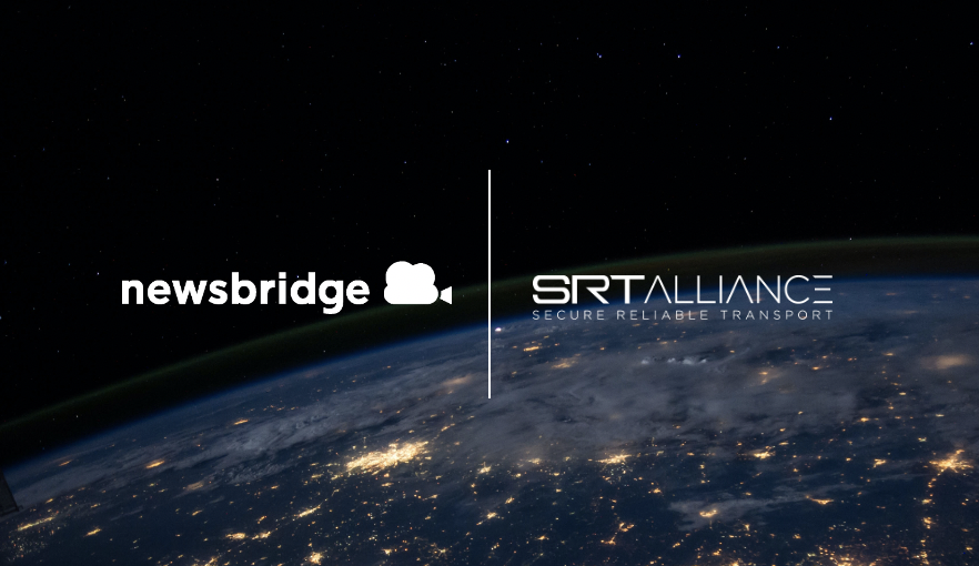 Newsbridge Joins SRT Alliance: Revolutionizing The Future of Reliable Stream Transfer