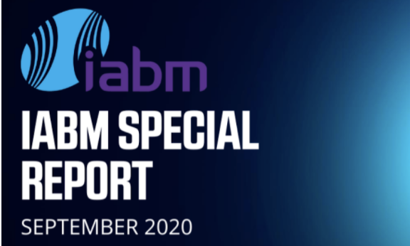 IABM Media Tech Drivers 2020 Overview